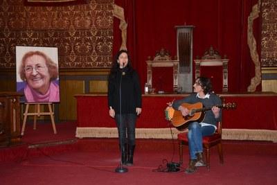 Acte institucional d'obertura de l'any Montserrat Abelló