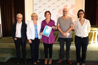 Angle Editorial entra a formar part dels Premis Literaris Ciutat de Tarragona amb el Pin i Soler