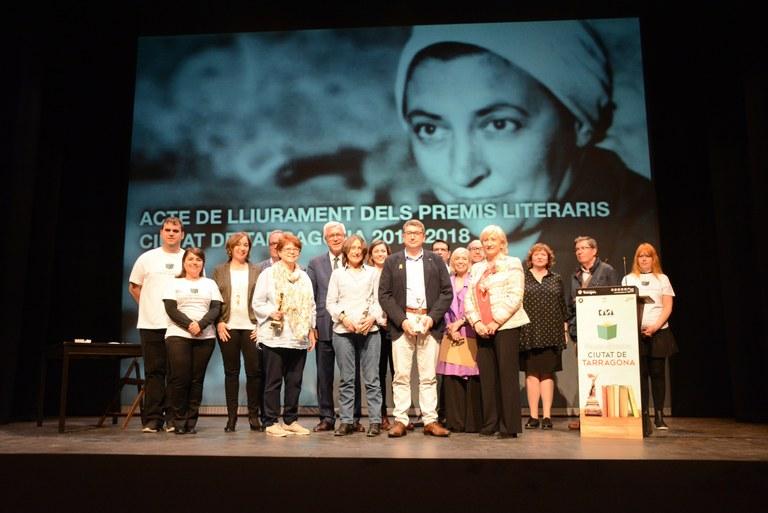 L'autor osonenc Marc Capdevila guanya el 28è Premi Ciutat de Tarragona Pin i Soler de novel·la