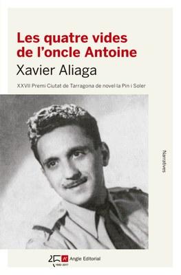 Xavier Aliaga guanya el premi de la crítica dels escriptor valencians amb la novel·la 'Les quatre vides de l'oncle Antoine'