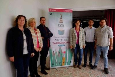 L'escriptor mallorquí Jaume C. Pons és guardonat amb el 29è Premi Ciutat de Tarragona Pin i Soler de novel·la