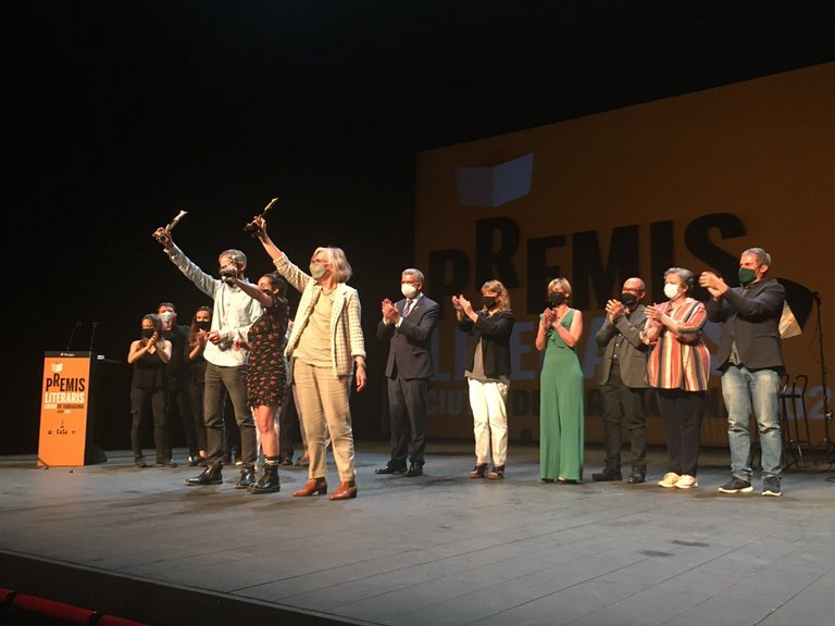 L'escriptor Marc Quintana Llevot és guardonat amb el 31è Premi Ciutat de Tarragona Pin i Soler de Novel·la