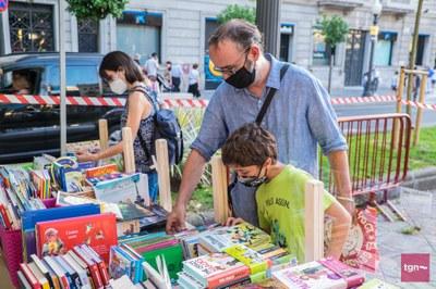 Tarragona celebrarà un Sant Jordi amb llibreters i floristes professionals
