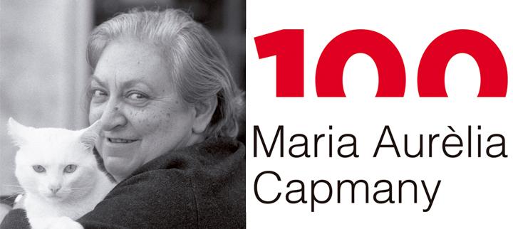 Això era i no era: Maria Aurèlia Capmany amb nosaltres