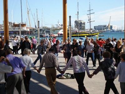 Bona valoració del festival Muda't, primer certamen de música i dansa tradicional