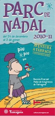 El Parc de Nadal estarà dedicat als X anys de la declaració de Tarragona Patrimoni de la Humanitat