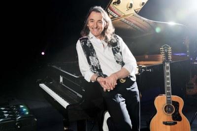 El cantant i compositor de Supertramp, Roger Hodgson, actuarà amb la seva banda al Camp de Mart el proper 12 de juliol