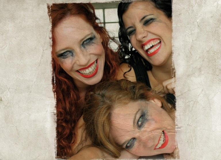 S'estrena a Tarragona l'exitós espectacle, 'Carmela, Lilí, Amanda', darrer premi Metropol a projectes de creació escènica
