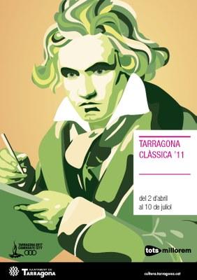 Tarragona Clàssica presenta 37 concerts per aquest trimestre