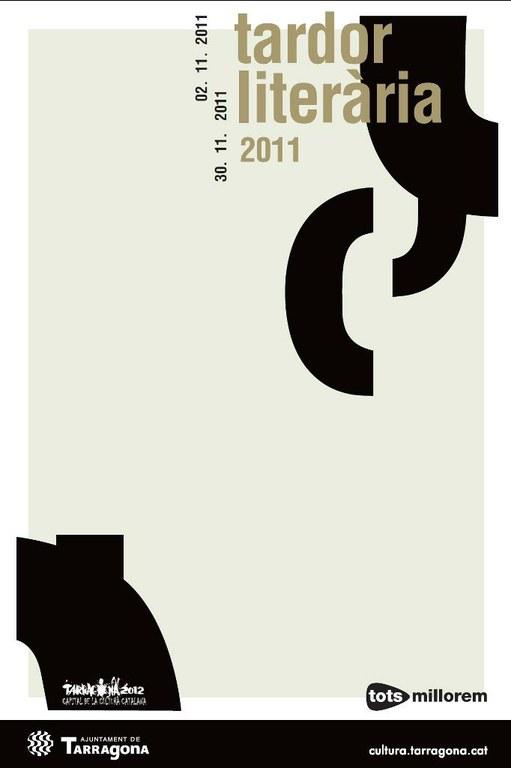 Tret de sortida dels actes de la Tardor Literària 2011: Primer la paraula