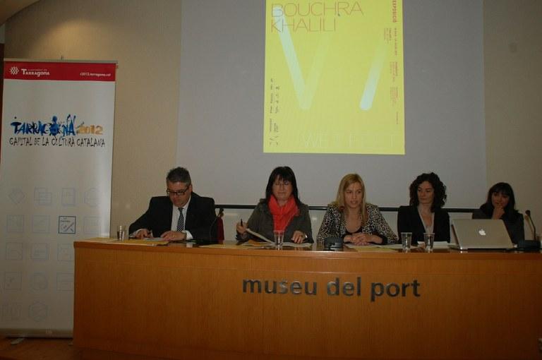 El CA Centre d'Art de Tarragona presenta la seva primera exposició