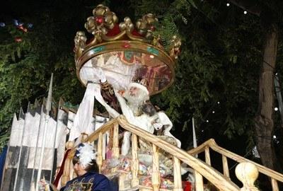 Els reis d'Orient cada vegada més a prop de Tarragona