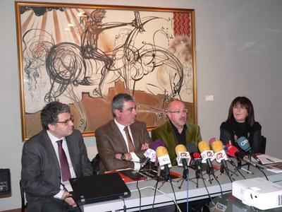 Tarragona rememora la visita de Dalí a la ciutat l'any 1973 amb una exposició