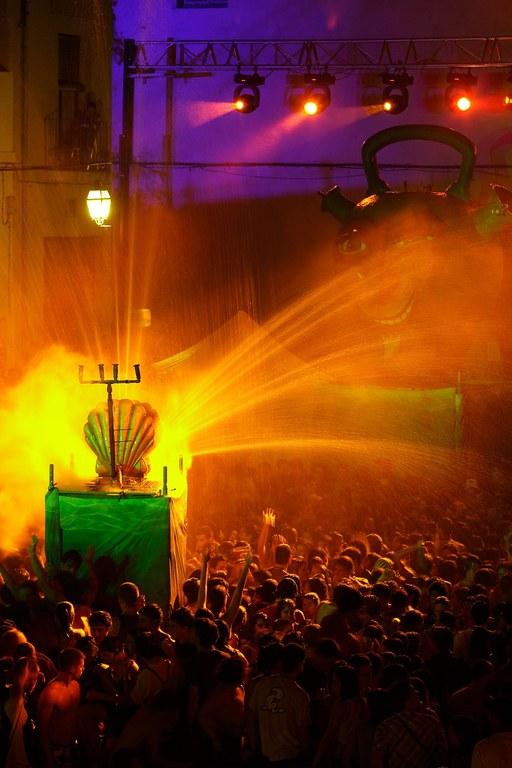 Arriba el cap de setmana carregat de festa de Sant Magí