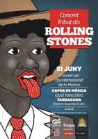 Els Rolling Stones es tarragonitzen el Dia de la Música