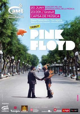 30 músics homenatjaran Pink Floyd en el Dia Internacional de la Música