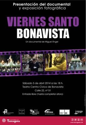 Bonavista estrena documental sobre la seva processó de Divendres Sant