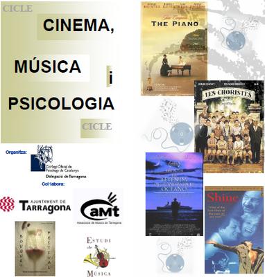 Engega el Cicle de Cinema, Música i Psicologia amb quatre projeccions de luxe