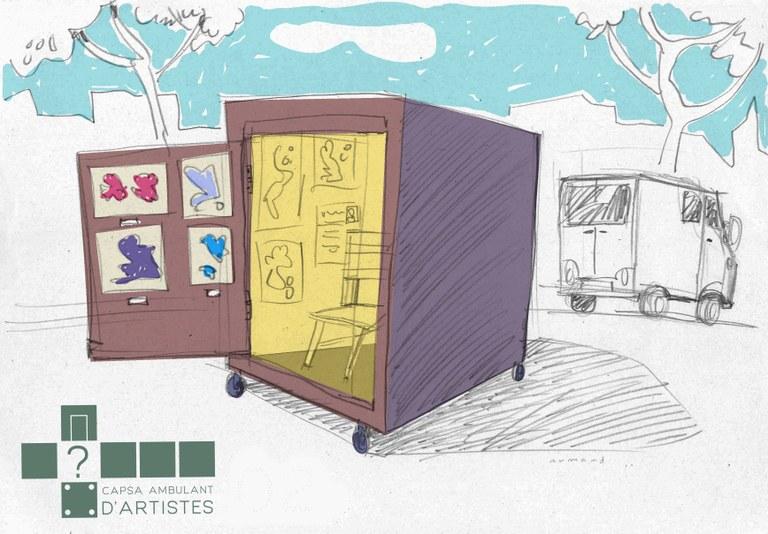 Es presenta la Capsa Ambulant d'Artistes