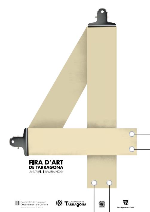 La 4a edició de la Fira d'Art arriba a Tarragona
