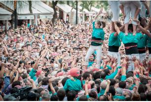La Biennal del Concurs de Castells organitza un Taller de Fotografia Castellera
