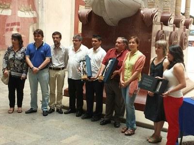 La Pirotècnia Martí guanya el 24è Concurs Internacional de Focs de Tarragona
