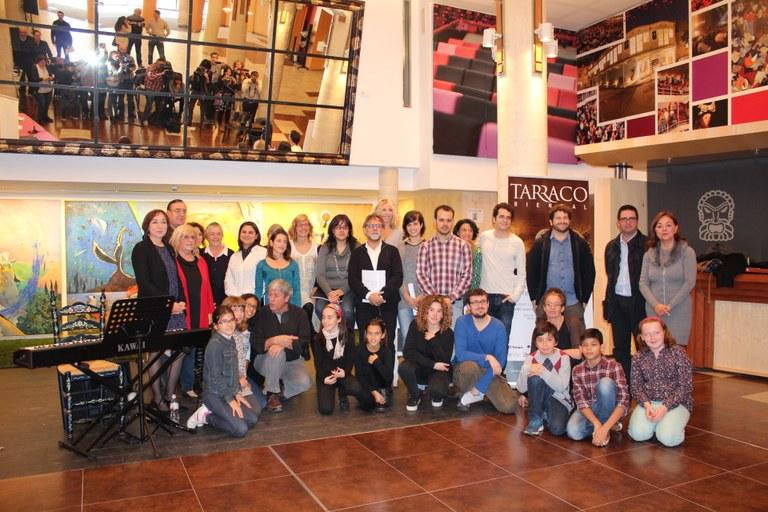 """Prop de 900 cantaires interpretaran """"Amics de Pedra"""" al Teatre Tarragona"""