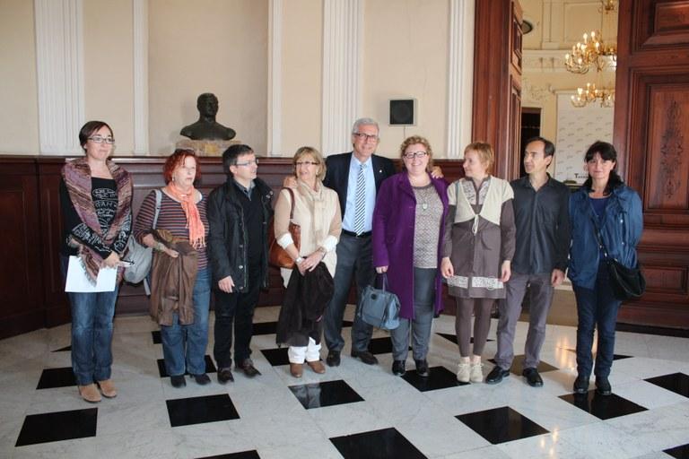 Tarragona ret homenatge a la fundadora del Cor Al·leluia, Pepa Roselló