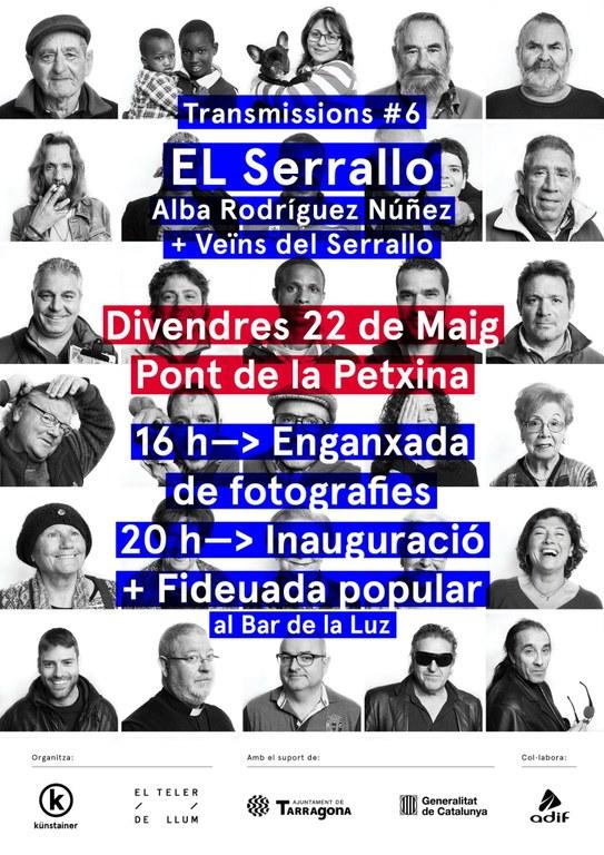 Aquest divendres tanca el projecte 'El Serrallo' d'Alba Rodríguez