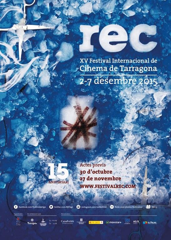 Arrenca el Festival REC 2015 amb 22 pel·lícules i altres activitats