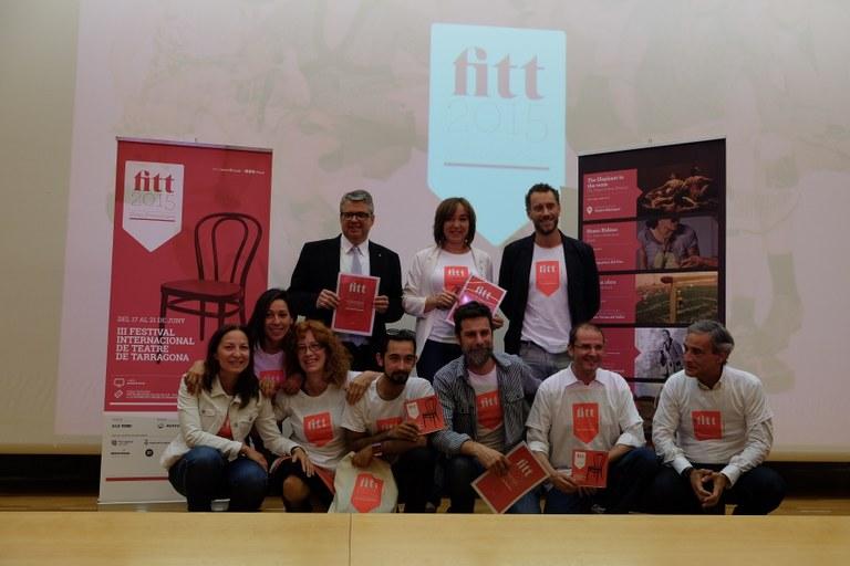 Arriba la 3a edició del FITT - Festival Internacional de Teatre de Tarragona