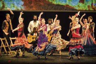 """El Ballet Flamenco de Andalucía portarà el seu """"cante"""" demà al Teatre Tarragona"""