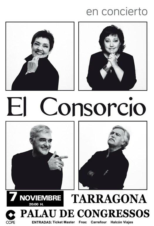 El Consorcio actuarà a l'Auditori August el pròxim 7 de novembre