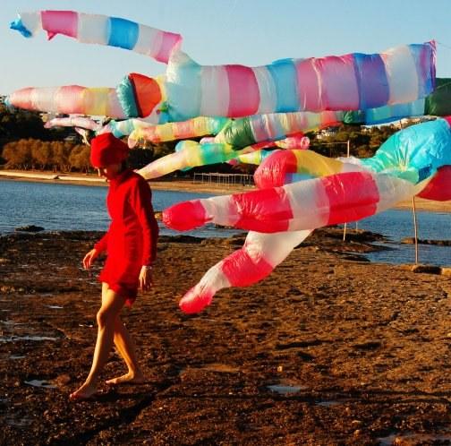 El Teler de Llum i la Capsa Ambulant d'Artistes presenten la instal·lació 'Navegant', d'Ester Fabregat