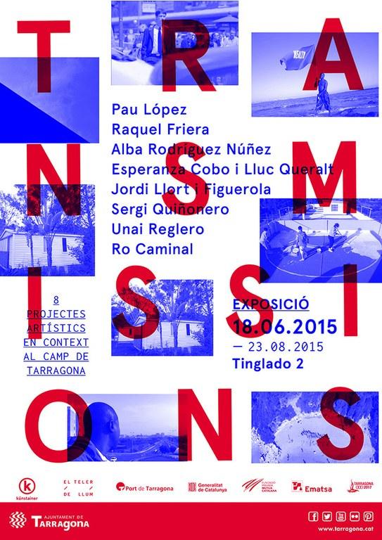 Els vuit projectes de Transmissions es presenten en una exposició