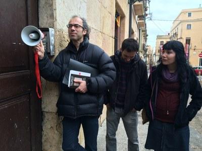 Es publica el projecte d'art web 'Ciutat Sonora' en el marc d'El Teler de Llum