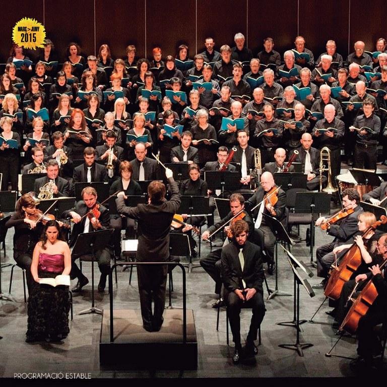 Exhaurides les entrades per al Rèquiem de Mozart