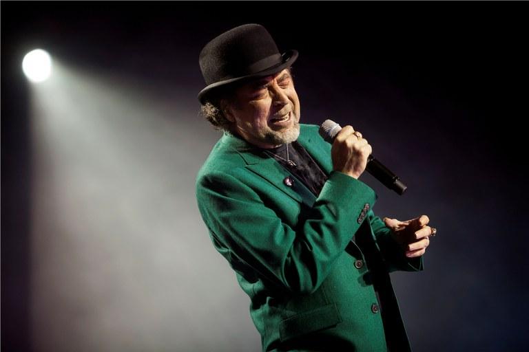 Joaquín Sabina actuarà a Tarragona el proper 4 d'abril