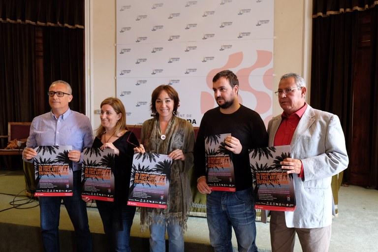 La Pirotecnia Zaragozana obrirà el 25è Concurs Internacional de Focs Artificials 2015