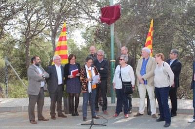 L'Ajuntament dedica una plaça a la pianista tarragonina Núria Delclós