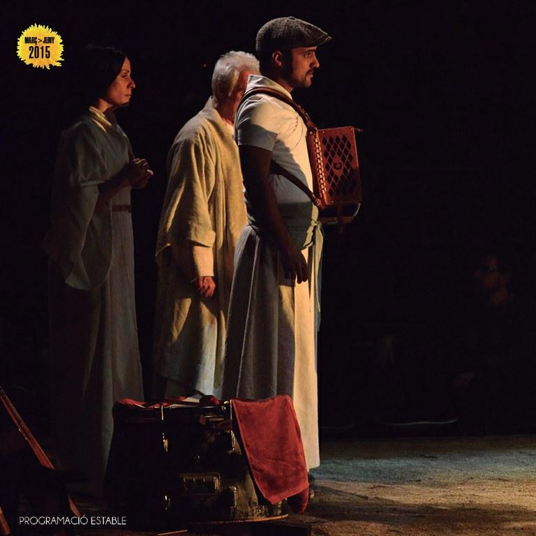 L'Orfe del Clan dels Zhao engega diumenge la Temporada de Teatres de Primavera