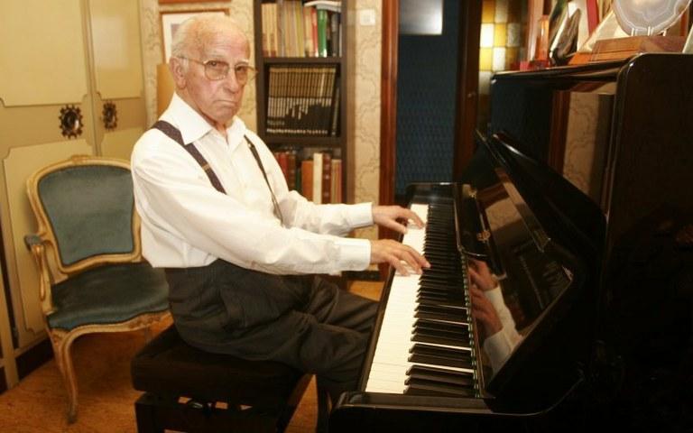 Nota de condol per la defunció de Jose Antonio Calvo