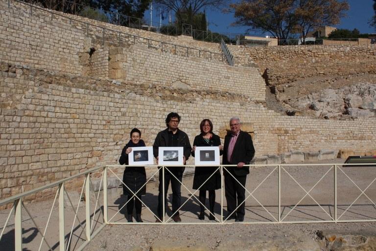 Nova intervenció artística en el marc del projecte El Batec del Temps
