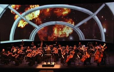'Pasaje a los tiempos', un repàs per les millors bandes sonores, al Palau de Congressos