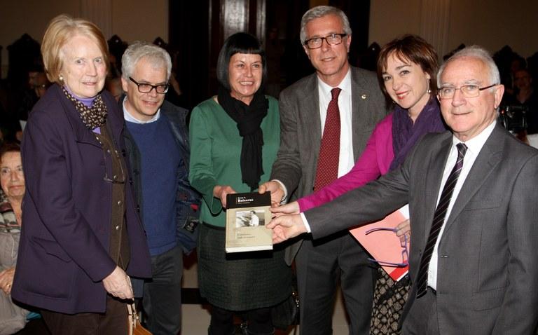 Presentació del III volum de l'Obra completa Cròniques radiofòniques, de Josep A. Baixeras i Sastre