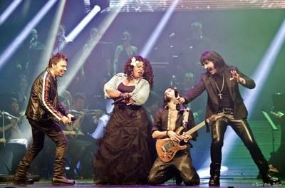 """""""Symphonic Rhapsody of Queen"""" a Tarragona"""