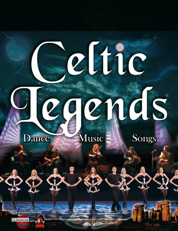 ÚLTIMA HORA: Cancel·lació de l'espectacle 'Celtic Legends'