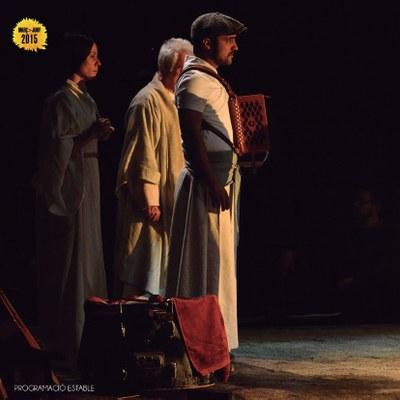 Venda d'entrades de la Temporada de Primavera dels Teatres de Tarragona