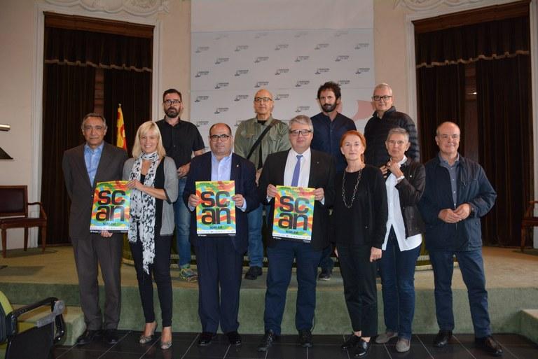 Arriba la 6a edició del Festival Internacional SCAN Tarragona. Amb una cinquantena d'activitats i més de cent autors