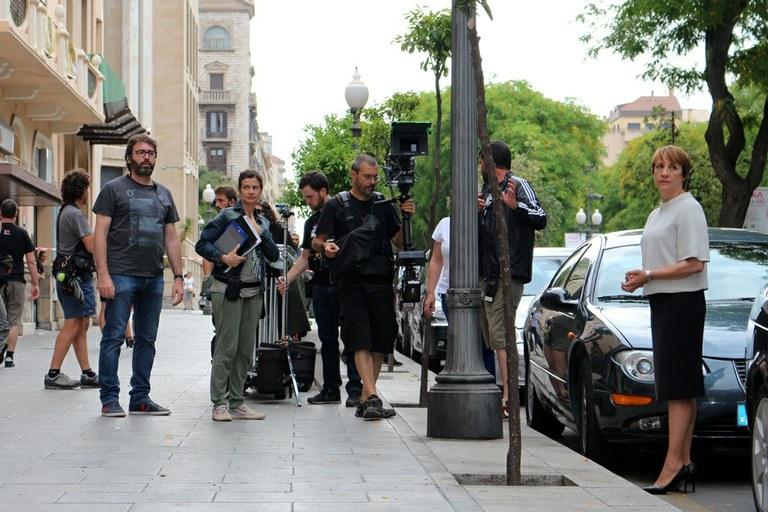 """Dimarts 16 d'agost, preestrena de la pel·lícula """"Secuestro"""", rodada parcialment a Tarragona"""